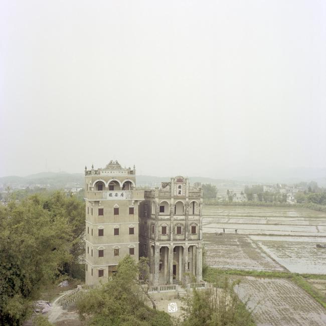 Juan Villa and An Mansion